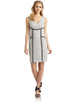 Rachel Zoe - Elsa Poplin Sheath Dress