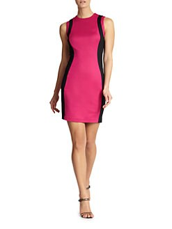 Cynthia Steffe - Charlotte Colorblock Dress