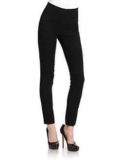 Moschino - Ankle-Zip Pants