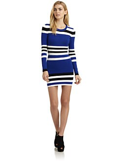 Torn - Cecila Striped Dress