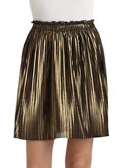 Torn - Tancey Metallic Skirt