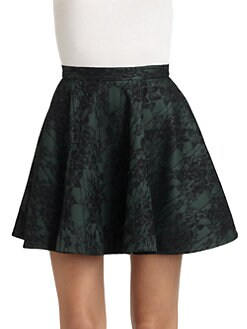 Torn - Charlotte Lace Circle Skirt