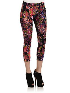 W118 by Walter Baker - Dustin Floral-Print Pants