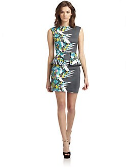 W118 by Walter Baker - Jaxson Graphic-Print Dress