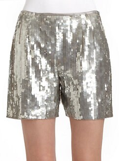 Giorgio Armani - Paillette & Sequin Shorts