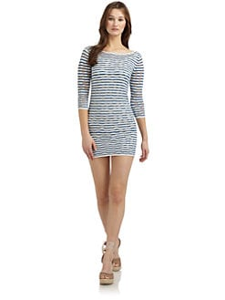 Twenty8Twelve - Tuesday Devor Burnout Dress