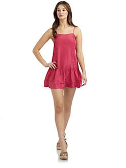Twenty8Twelve - Chloe Camisole Silk Dress/Pink