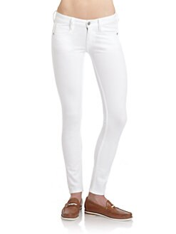 French Connection - Lilly Skinny Leg Denim Jeans
