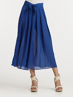 Qi New York - Simone Maxi Skirt
