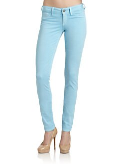 SOLD Design Lab - Blue Spring Street Skinny Jeans