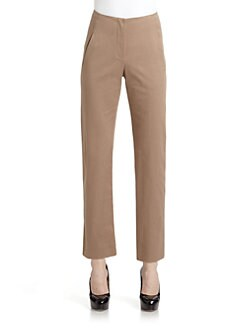 Cacharel - Flat Front Pants