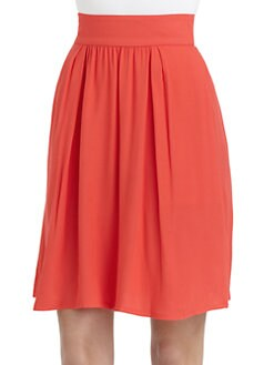 Pippa - Pleated Skirt