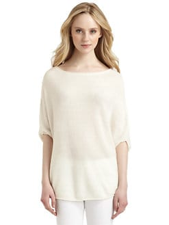 Qi New York - Isidora Cashmere Poncho