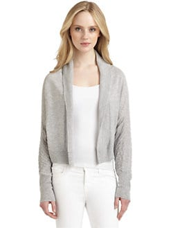 Qi New York - Valentina Cashmere Shrug