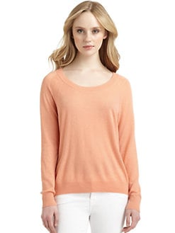 Qi New York - Calina Cashmere Sweater