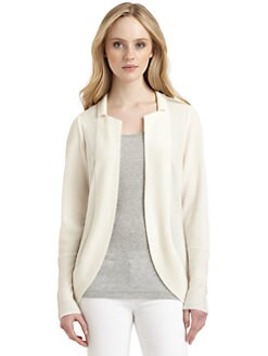 Qi New York - Julia Cashmere Cardigan