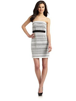 Cynthia Steffe - Trudy Crochet Dress
