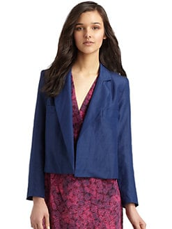 Wren - Cropped Blazer