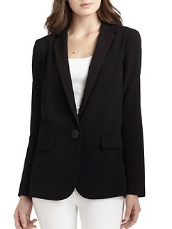 Nanette Lepore - Yin & Yang Classic Blazer