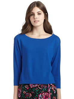 Nanette Lepore - King Curtis Wool Sweater