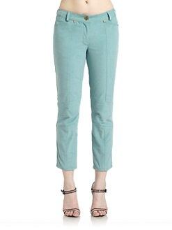 10 Crosby Derek Lam - Corduroy Cropped Pants