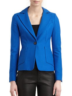 10 Crosby Derek Lam - Notched Lapel Jacket