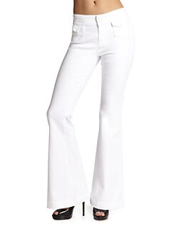 7 For All Mankind - Erin Bell-Bottom Jeans