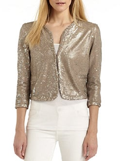 Chelsea Flower - Sequin Jacket