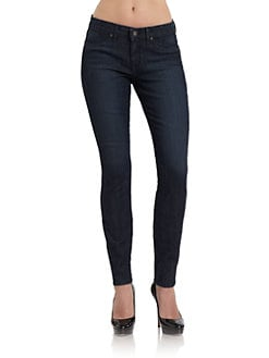 Rich and Skinny - Dark Wash Marilyn Skinny Jeans
