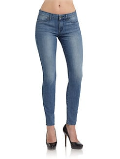 Rich and Skinny - Marilyn Faded Skinny Jeans
