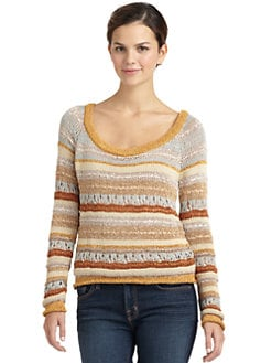 Torn - Haydon Open Weave Sweater