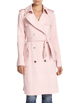 D&G - Textured Tenchcoat