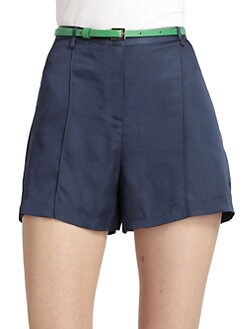 Elizabeth and James - Willie Shorts/Navy