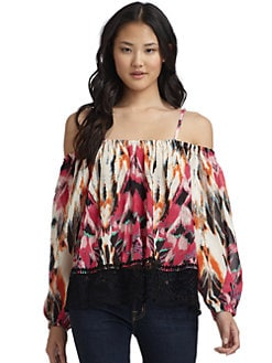 Love Sam - Off-the-Shoulder Top