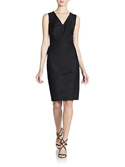 Ted Baker - Seamed Sheath Dress