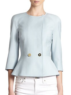 Ted Baker - Peplum-Detail Jacket