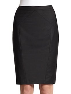 Ted Baker - Seamed Pencil Skirt