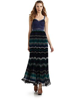 Free People - Cali Sunrise Maxi Dress