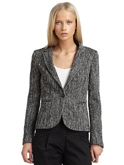 Surface To Air - Woven Blazer