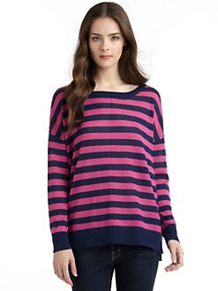 Feel The Piece - Striped Sweater