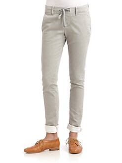 James Perse - Drawstring Chino Pants