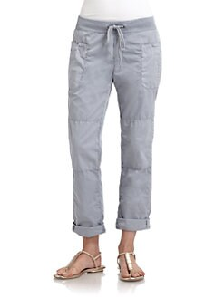 James Perse - Brushed Twill Cargo Pants