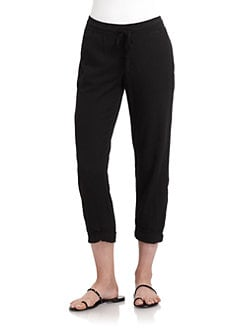 James Perse - Drawstring Woven Pants
