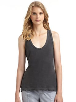 James Perse - Scoopneck Tank Top