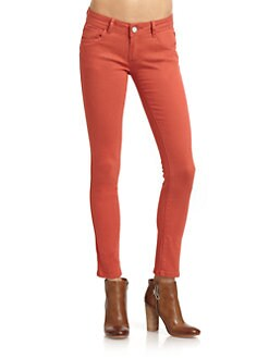 Romeo & Juliet Couture - Five-Pocket Skinny Jeans