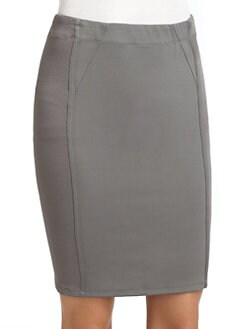 BCBGMAXAZRIA - Montana Pencil Skirt