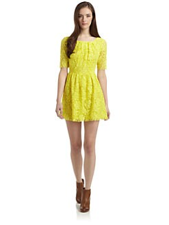 PJK Patterson J. Kincaid - Darling Lace Dress