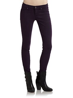 Rich and Skinny - Marilyn Skinny Jeans/Grape