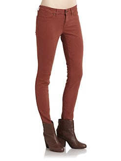 Rich and Skinny - Marilyn Skinny Jeans/Cayenne