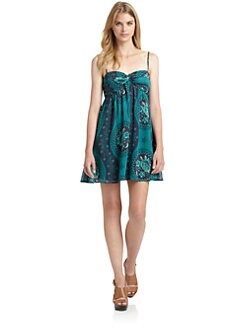Free People - Babydoll Twist Dress